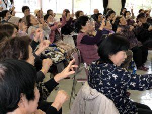 川内村女性部交流会